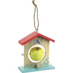 Vogelhaus für Aepfel