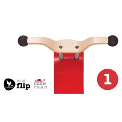 Mini Flip Top red