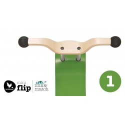 Mini Flip Top green