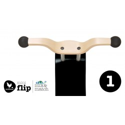 Mini Flip Top black