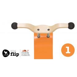 Mini Flip Top orange