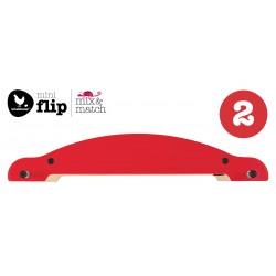 Mini Flip Base red
