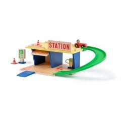 Tankstelle / Station essence