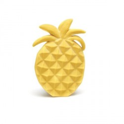 Beissring Ananas gelb