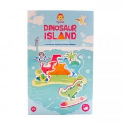 Bath Stories Dinosaur Island