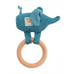 Ring Rassel Elefant /...