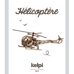 Helikopter weiss