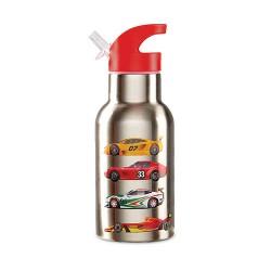 Stainless Bottle Race Car