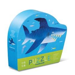 12 pc Mini Puzzle Shark