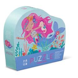 12 pc Mini Puzzle Mermaid...
