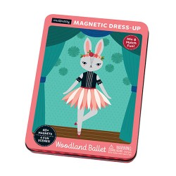 Magnetic Tin Woodland Ballet