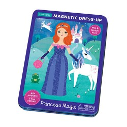 Magnetic Tin Princess