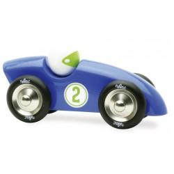 Rennwagen Compétition blau