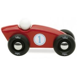 Rennwagen Mini Compétition rot