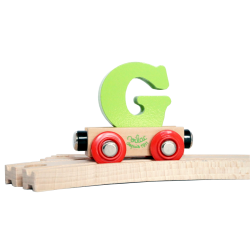 Wagen Buchstabe G