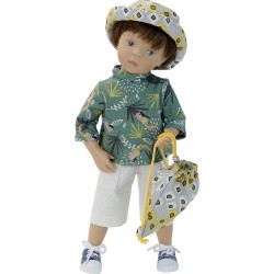 Puppe Junge Eloi