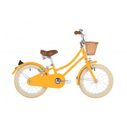Gingersnap Bike yellow 16""