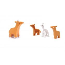 Halftoys Animal World -...