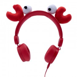 Kidywolf Headphone Crab