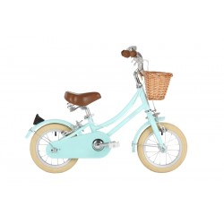 Gingersnap Bike mint 12""