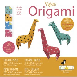 Funny Origami Giraffen 20 x...