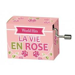 """Spieluhr """"La vie en rose"""""""
