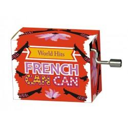 """Spieluhr """"French Cancan"""""""