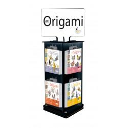 Theken Display Origami leer