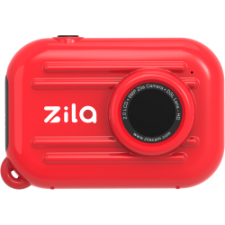 Zila Action Camera - Red...