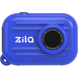 Zila Action Camera - Blue...
