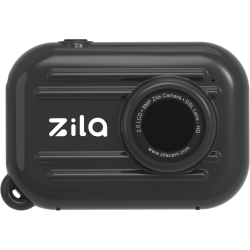 Zila Action Camera - Black...