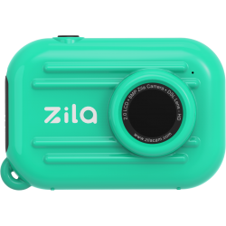 Zila Action Camera - Green...