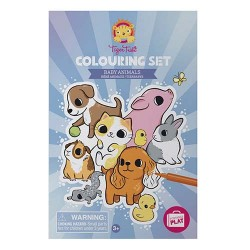 Colouring Sets Baby Animals