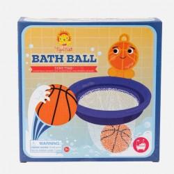 Bath Ball Dunk Time