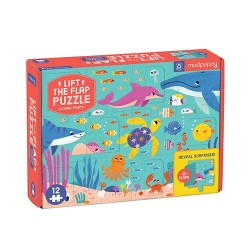 Lift-the-flap Puzzle Ocean...
