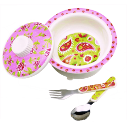 Melamine Set Tea Party