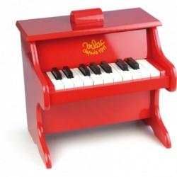 Klavier/Piano Rot