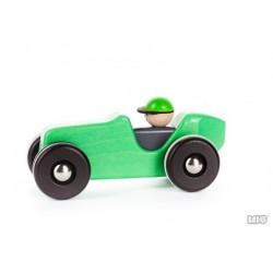 Retro Car grün
