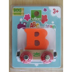 Wagen Buchstabe B