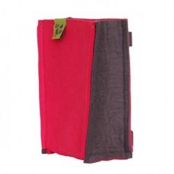 Dip Dap Feld Bag pink/grau