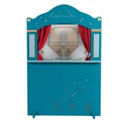 Puppentheater gross / Grand...