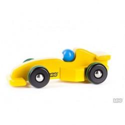 Auto Formel 1 gelb
