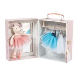 Ballerina Maus im Koffer /...