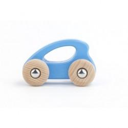 Auto Eco Blau