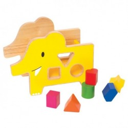 Giggle Wood Shapy Sorter