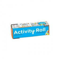 Activity Roll Robotics Lab