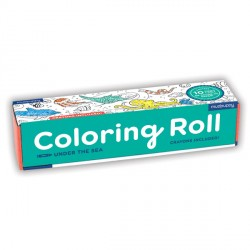 Coloring Roll Under the Sea