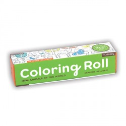 Coloring Roll Animals of...