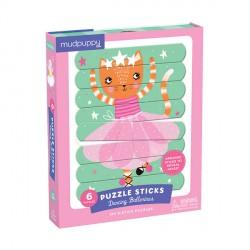 Puzzle Sticks Dancing...