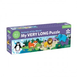 30 PC Long Puzzle Animals...